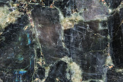 Marble  black decoration background. With color spotted Stock Photography
