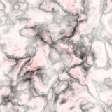 Marble - black, white and red - seamless background Stock Photos
