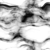 Marble - black, white - seamless background Stock Image