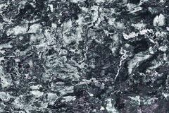 Marble black and white texture Royalty Free Stock Photo