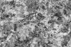 Marble black and white texture Stock Images