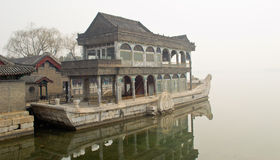 The Marble Boat Royalty Free Stock Photos