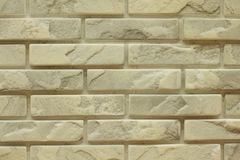 Marble brick. Royalty Free Stock Photo