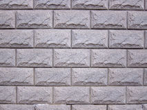 Marble brick wall Stock Photography