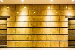Marble brick wall Stock Photos