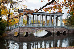 Marble Bridge Royalty Free Stock Photo