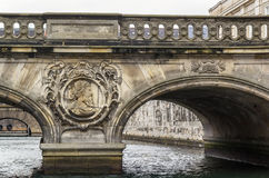 The Marble Bridge, Copenhagen Stock Photography