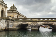 The Marble Bridge, Copenhagen Royalty Free Stock Images