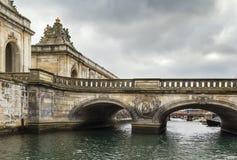 The Marble Bridge, Copenhagen Royalty Free Stock Images
