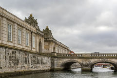 The Marble Bridge, Copenhagen Stock Photo