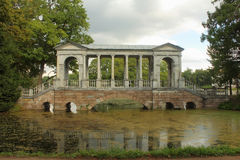 The Marble Bridge Royalty Free Stock Photography