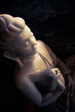 Marble Buddha Stock Photos