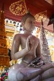 Marble Buddha Stock Images