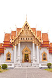 Marble Buddhist Church Stock Image