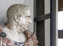 Marble bust Royalty Free Stock Images