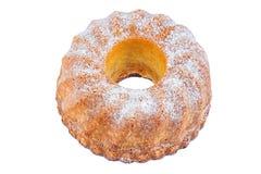 Marble cake Royalty Free Stock Image