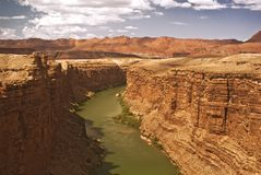 Marble Canyon Stock Photos