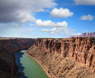 Marble Canyon Stock Photography