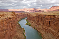 Marble Canyon Royalty Free Stock Images