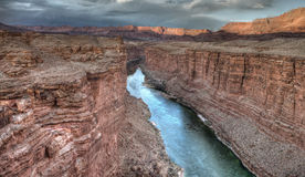 Marble Canyon Stock Image