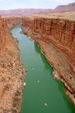 Marble Canyon - Glen Canyon National Recreation Ar Royalty Free Stock Images