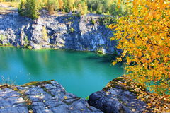 marble canyon Royalty Free Stock Photo