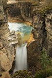 Marble Canyon Waterfall,  Kootinai Provincial Park, Alberta, Can Stock Photos