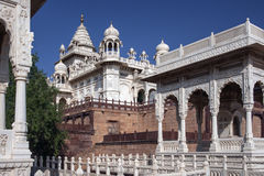 Marble Cenotaph - Jodhpur - India Royalty Free Stock Image