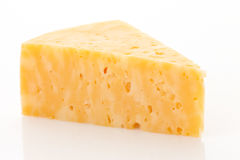 Marble Cheese Royalty Free Stock Photo