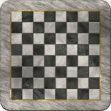 Marble chess 1 Stock Photo
