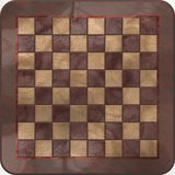 Marble chess 3 Royalty Free Stock Image
