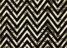 Marble Chevron Stripes Background Pattern Stock Photography