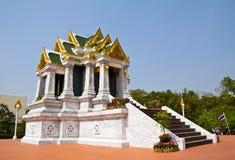 Marble church (Thai Style) Stock Image