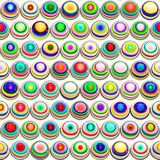 Marble collection stock illustration