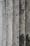 Marble column background Stock Photography