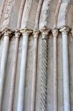 Marble columns Royalty Free Stock Image
