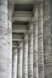 Marble columns in Rome, Italy. Stock Photos