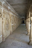 Marble Corridor Stock Images