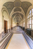 Marble corridor Stock Photography