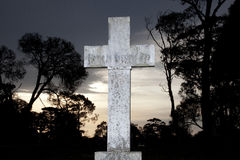 Marble Cross Stock Images