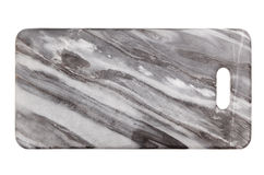 Marble cut board Royalty Free Stock Photography