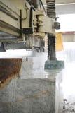 Marble cutting Stock Photos