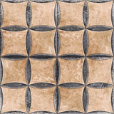 Marble decor Stock Images