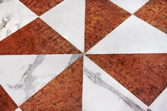 Marble decor tiles Stock Image