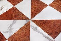Marble decor tiles Stock Image