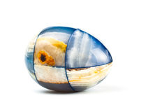 Marble egg Stock Images