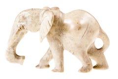 Marble elephant stock images