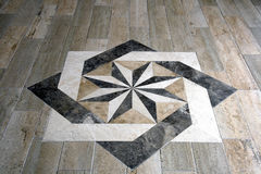 Marble floor Royalty Free Stock Photo