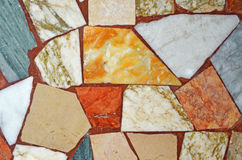 Marble floor background Stock Image