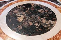 Marble floor Stock Image